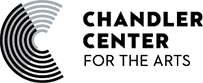 Chandler Center for the Arts Word Mark Gray