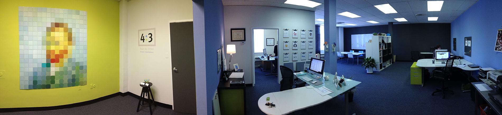 4x3 New Office