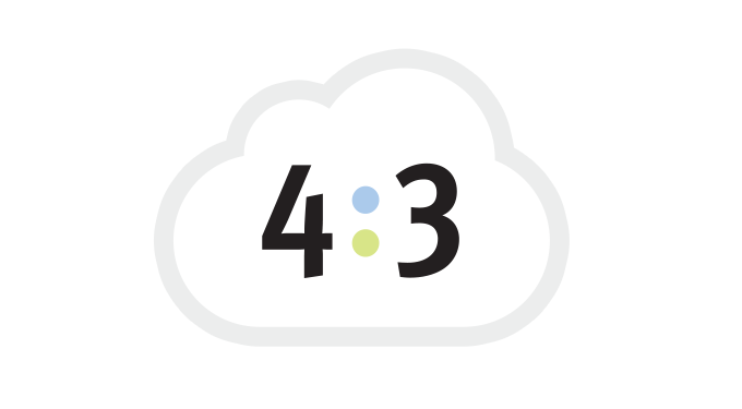 4x3 cloud technology