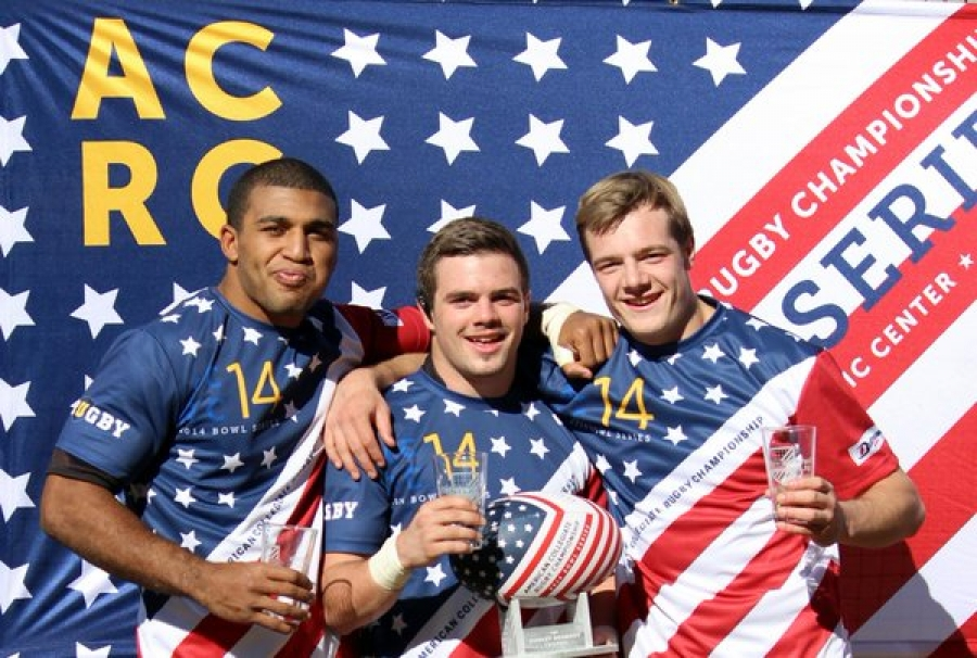 Sports Event Marketing with URugby -- 2014 ACRC Bowl Series