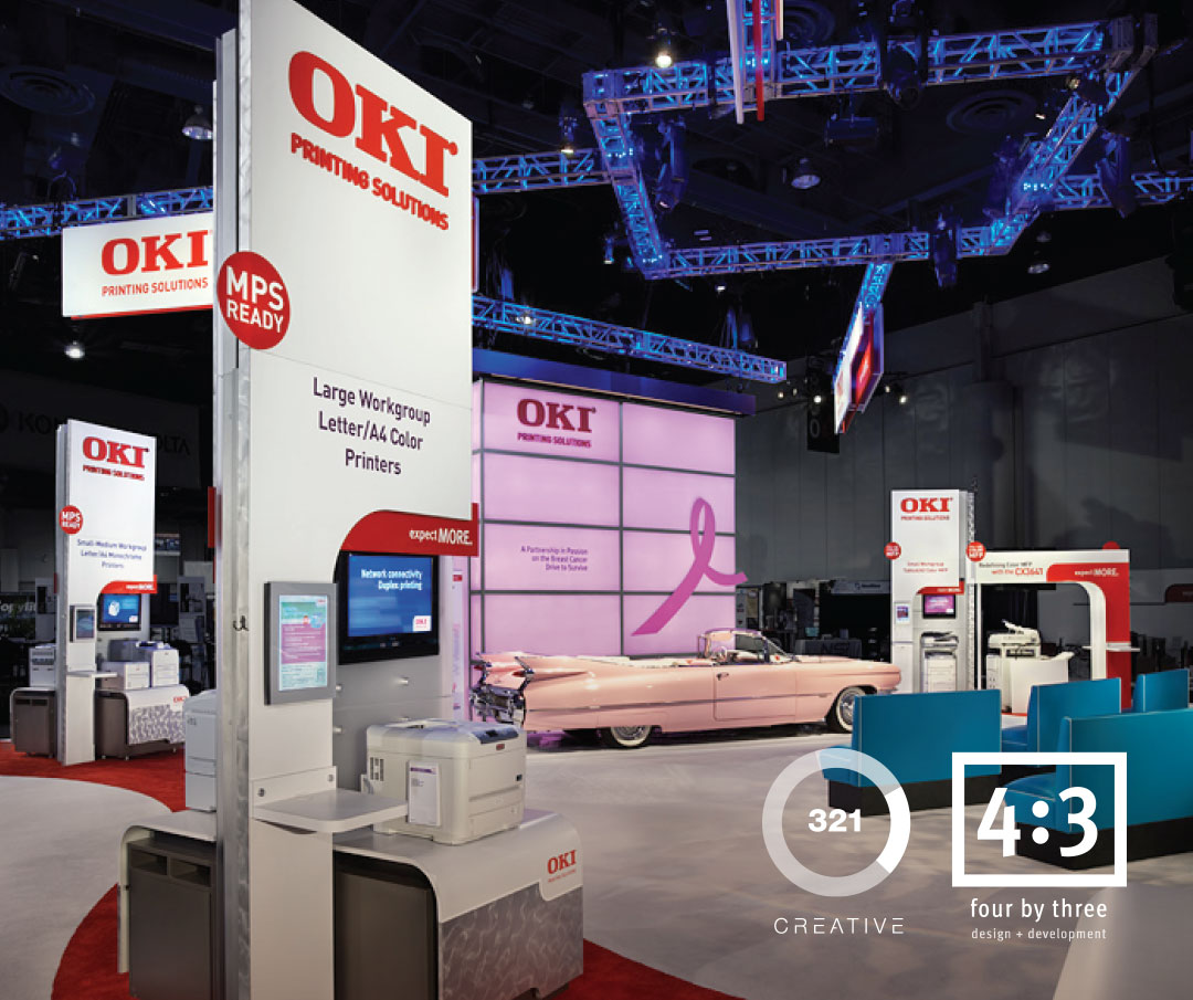 Engage Your Audience with Custom Trade Show Displays
