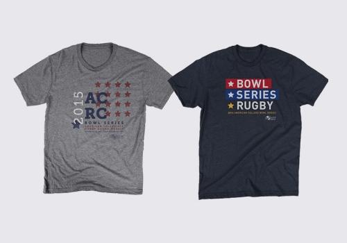 Bowl Series Event Tshirts