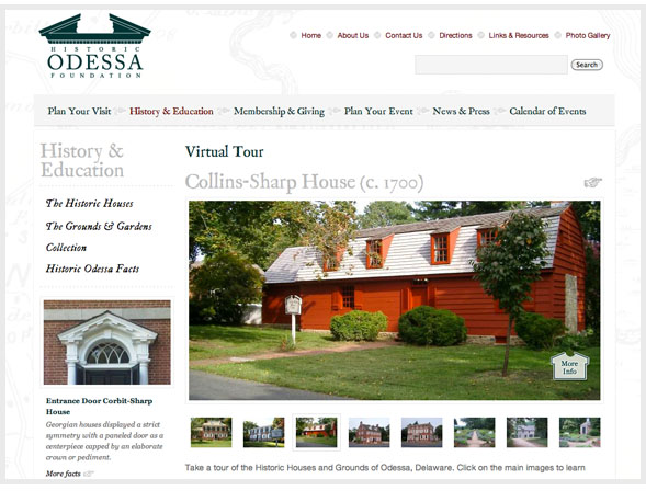 Featured Project: Historic Odessa Foundation