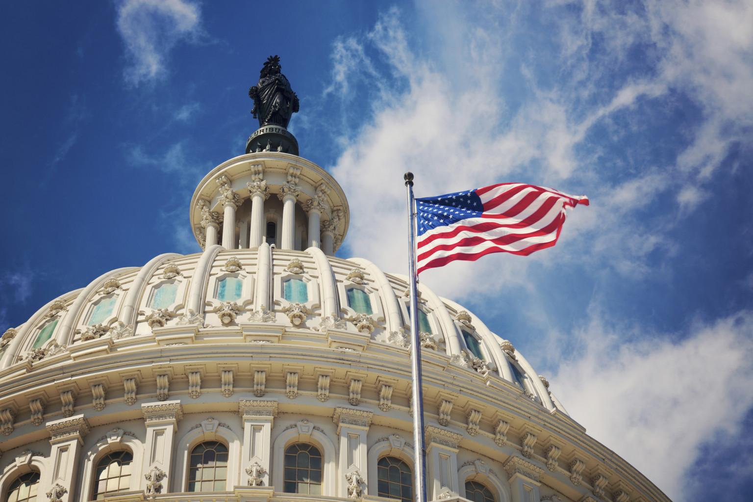 American Flag Capitol Dome FOIA