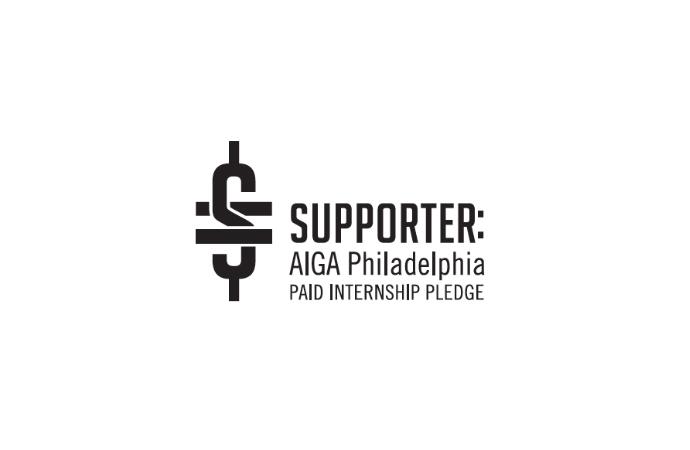 AIGA Philadelphia Paid Internship Pledge