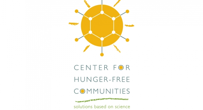 new project for The Center for Hunger-Free Communities