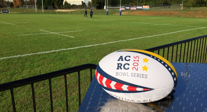 URugby and the ACRCBowlSeries