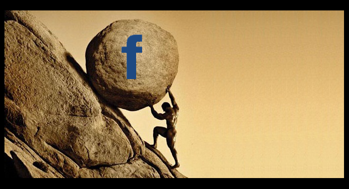 Sisyphus Boosts Facebook