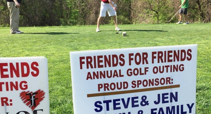 Friends for Friends Annual Golf Outing
