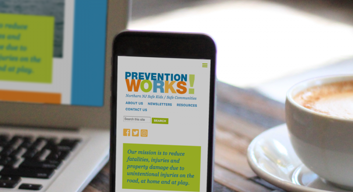 Prevention Works! on iphone