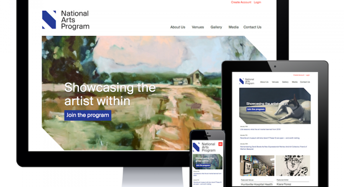 New Year, New Look: NAP Website Redesign