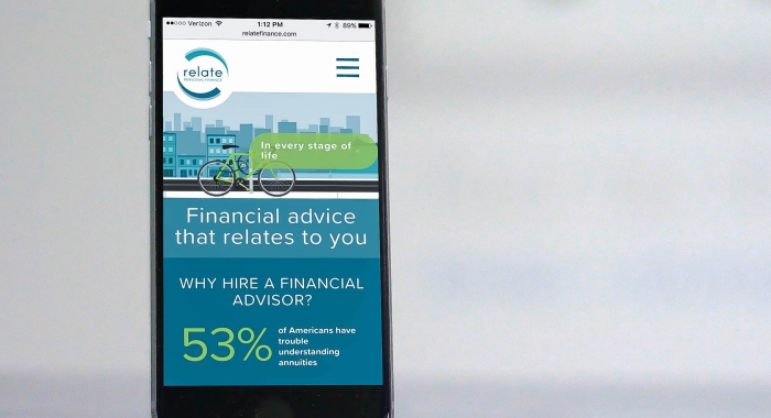 financial advice that relates to you