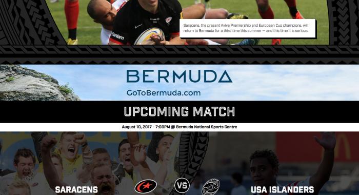 USA Islanders website homepage