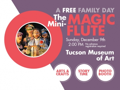 Arizona Opera : The Mini-Magic Flute
