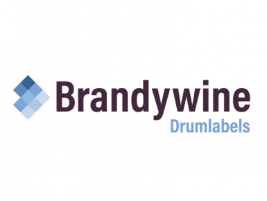 Brandywine Drumlabels Branding and Stationery designed by 4x3, LLC
