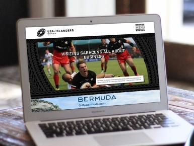 USA Islanders Website