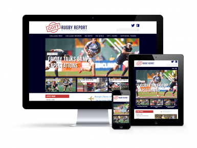 Goff Rugby Report Responsive