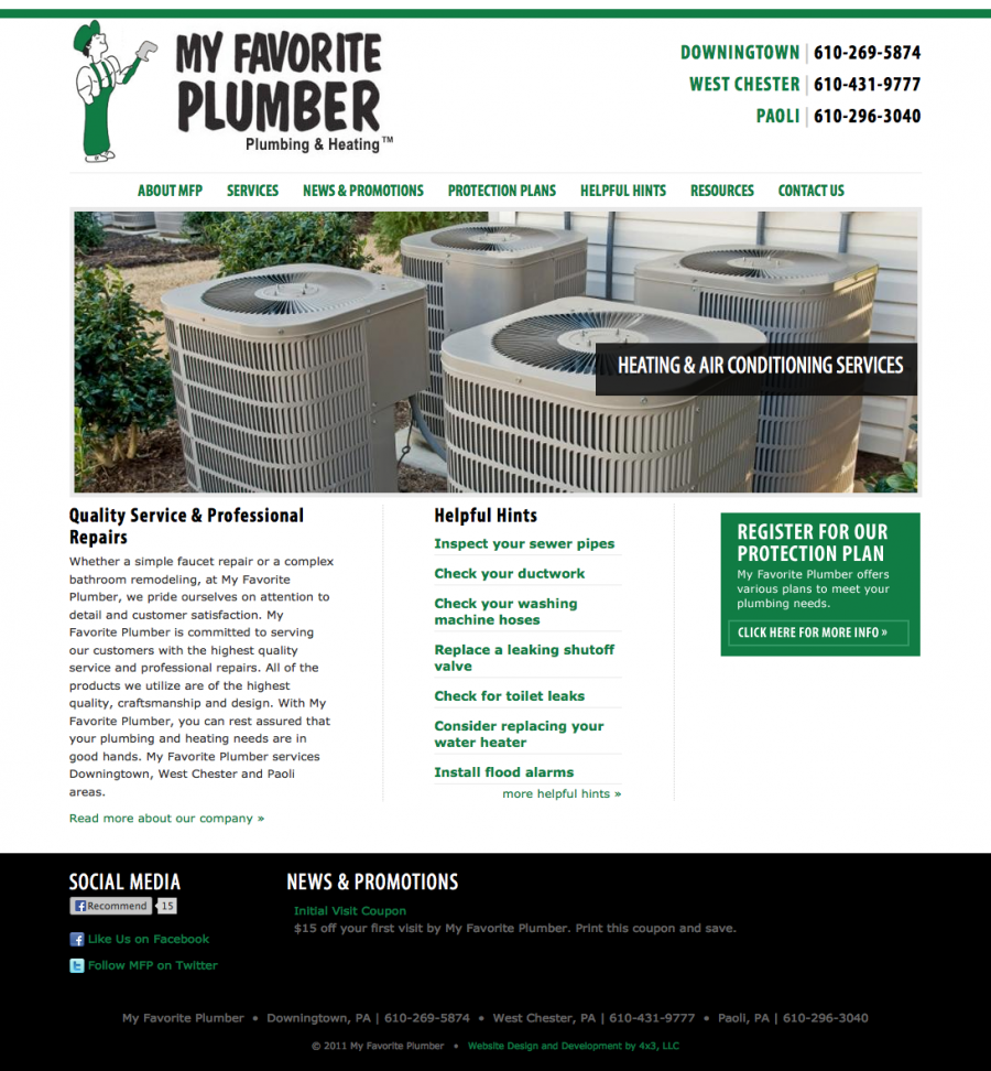 Chester County Plumbing Company