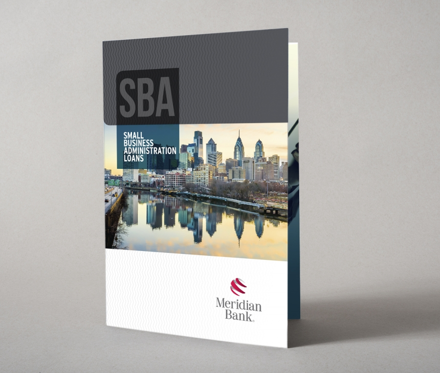 Meridian SBA Brochure, cover