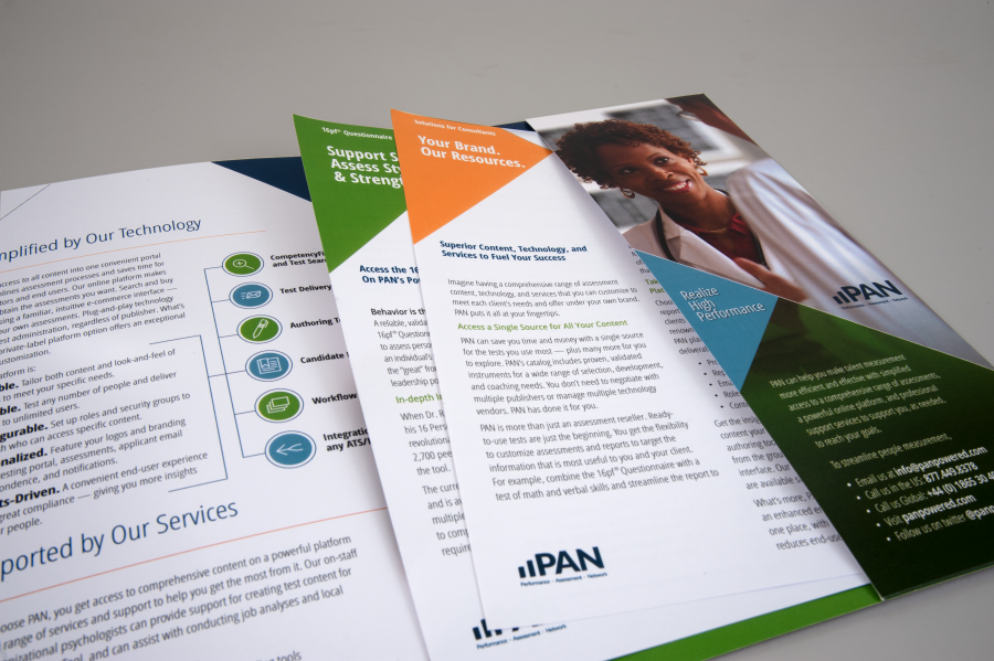 PAN Tri-Fold Brochure, Image 2