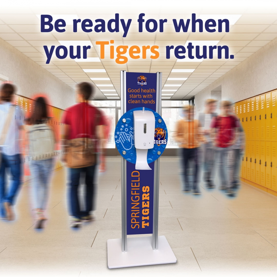 Be ready for when your tigers return