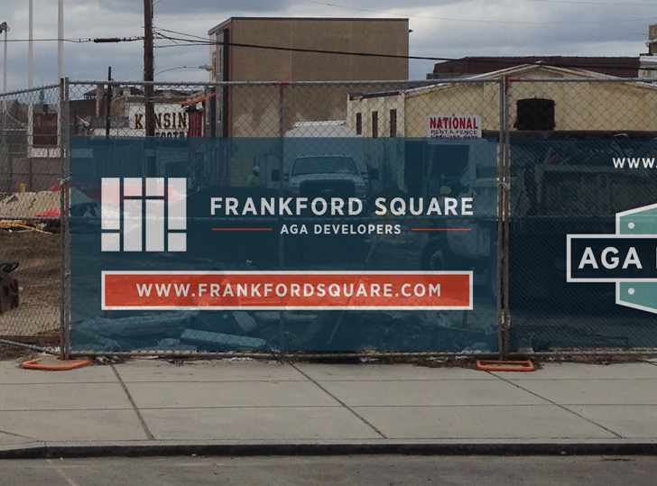 Frankford Square Apartment Buildings, coming soon to Fishtown