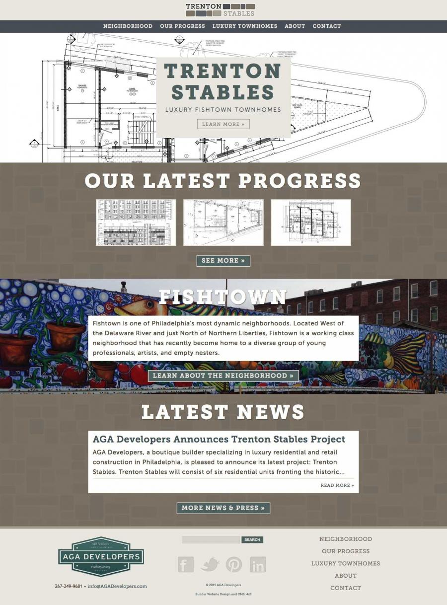 Trenton Stables Homepage