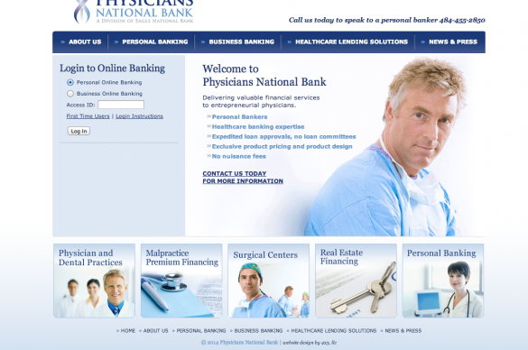 Physicians National Bank