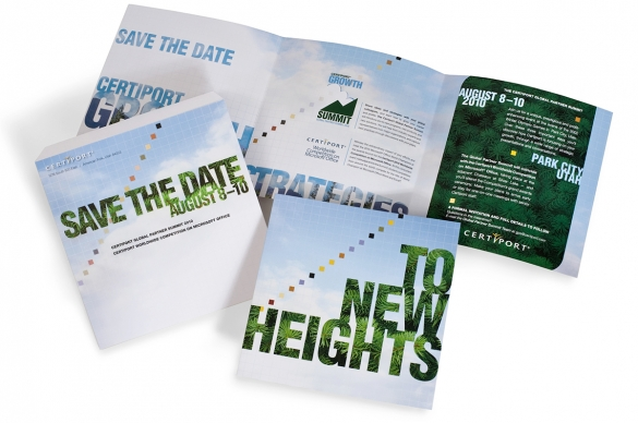 Certiport Save the Date Package