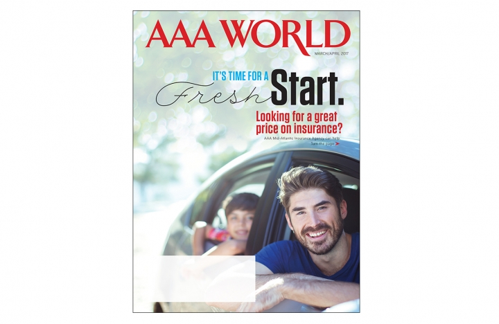 AAA Insurance Marketing Cover