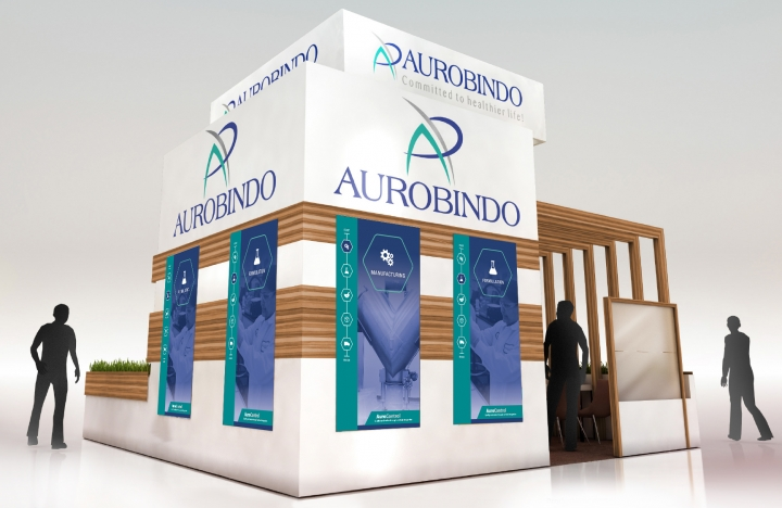Aurobindo Trade Show Display Panels