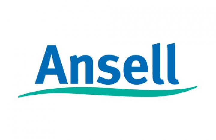 Ansell glove manufacturer logo