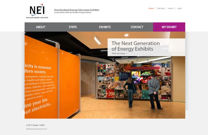 NEI homepage