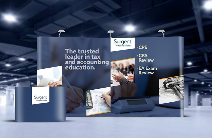 Surgent, the trusted leader in tax and accounting education
